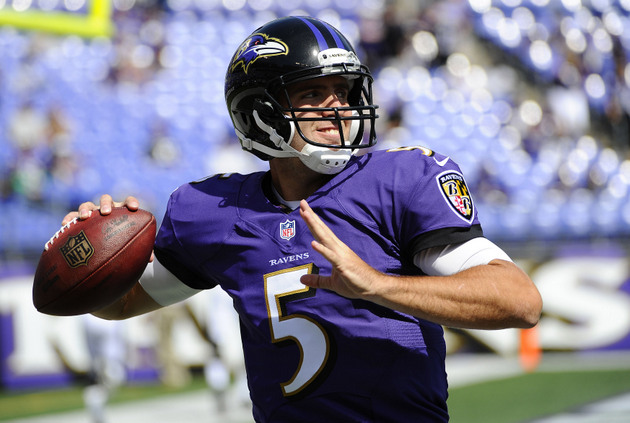 Joe Flacco's wife gives birth to the couple's second child abou…