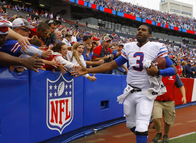 EJ Manuel becoming an NFL star, and his family is with him ever…