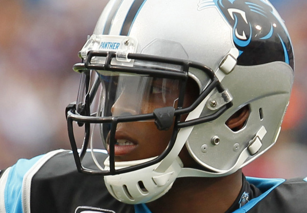 Cam Newton fined $10,000 by NFL for wearing unauthorized visor …