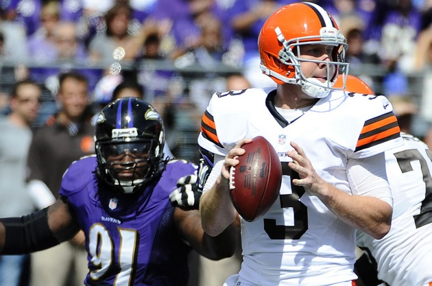 Brandon Weeden still expects to start again, says Cleveland Bro…