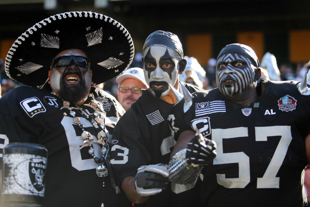 Chargers-Raiders game moved to almost midnight ET on Sunday bec…
