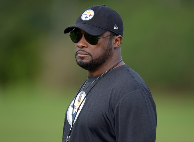 With his team at 0-4, Steelers coach Mike Tomlin takes away all…