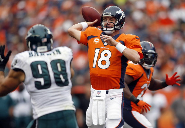 Denver Broncos set single-game franchise record for points in b…