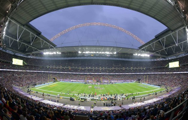 London will be home to Jaguars, Raiders, Falcons games in 2014
