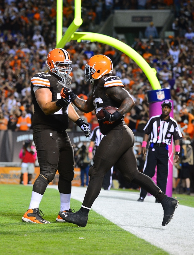 Cleveland Browns wear all-brown uniforms for first time ever; d…
