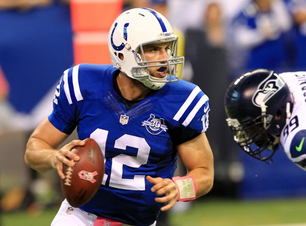 Indianapolis Colts continue to beat up NFC West powers, and the…