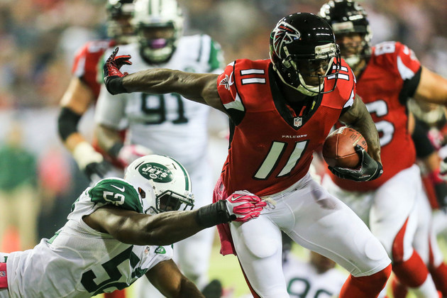 Julio Jones officially done for year after second opinion confi…