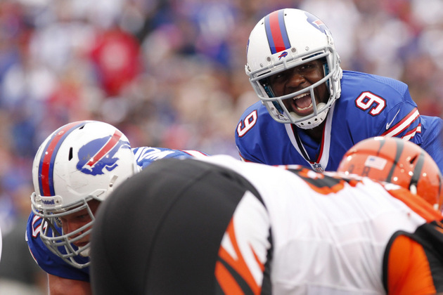 Thad Magic comes up just short as Bengals trip up Bills, Lewis …