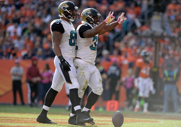 Jacksonville doesn't win at Denver but does next best thing, an…