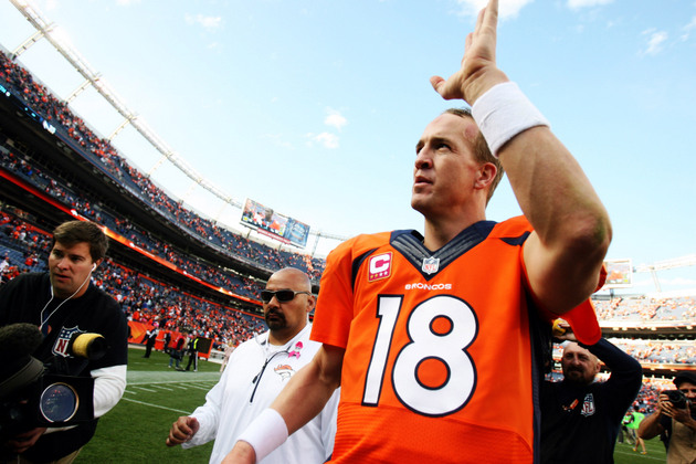 Peyton Manning won't publicly mention 'Colts' or 'Indianapolis'…