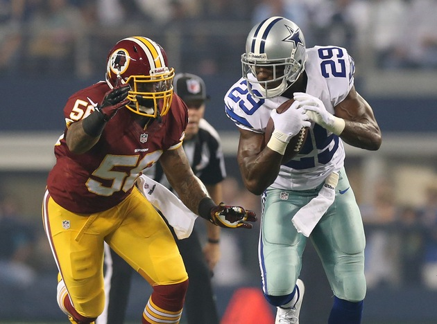 Report: DeMarco Murray could miss one game, but long-term progn…