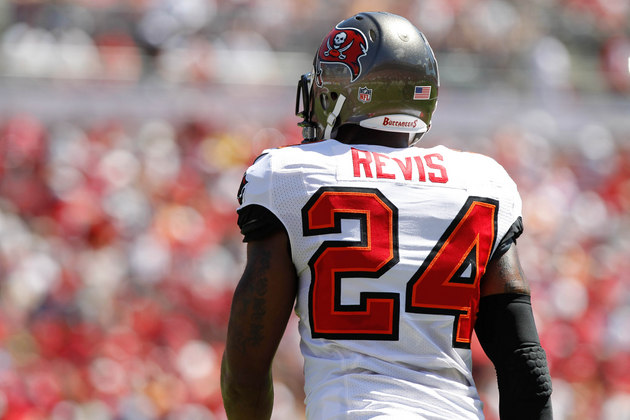 Darrelle Revis isn't sure if younger players believe in Buccane…