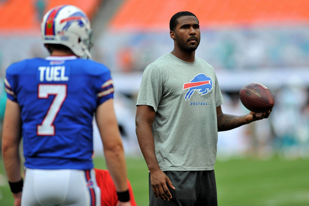 Buffalo quarterback EJ Manuel will return to starting lineup vs…