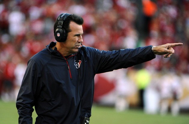 Gary Kubiak sent home after suffering TIA, vows to 'make a full…