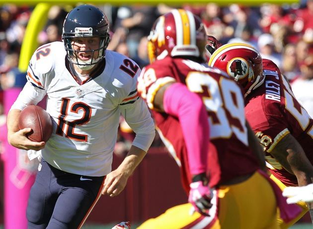 Chicago Bears fans confuse Josh McCown on Twitter with former b…