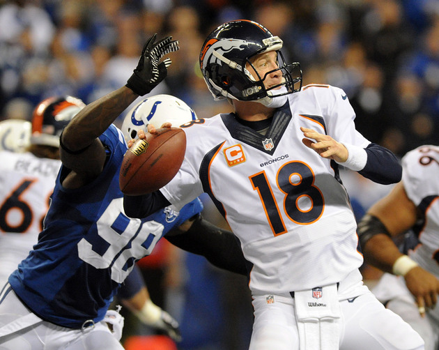 Greg Cosell's Look Ahead – The Colts took advantage of Denver's…