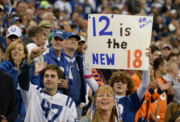 Andrew Luck and the Colts spoil Peyton Manning's return with a …