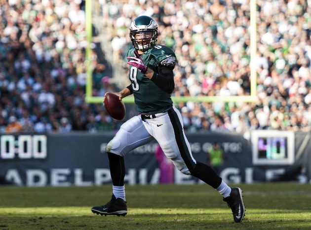 Eagles will go back to Foles against Raiders with Vick banged u…