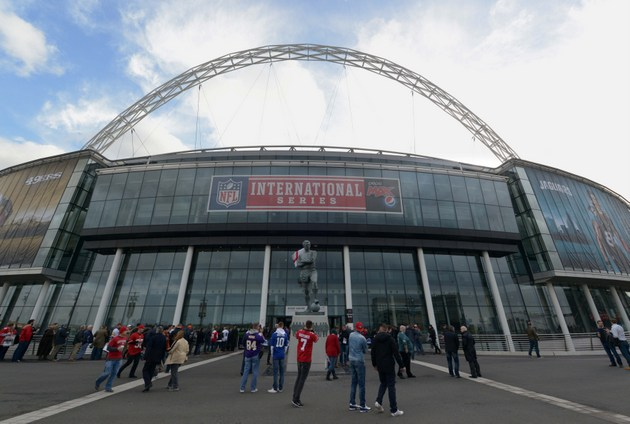 NFL moves kickoff time for a 2014 London game up a few hours, g…
