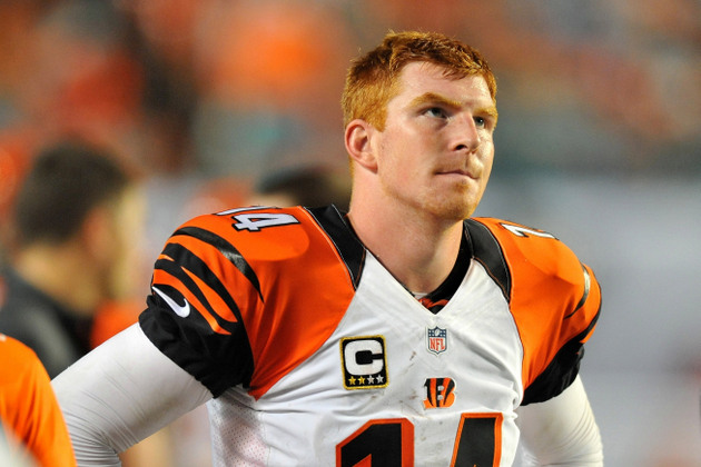 Bad Andy Dalton emerges in Bengals' brutal loss