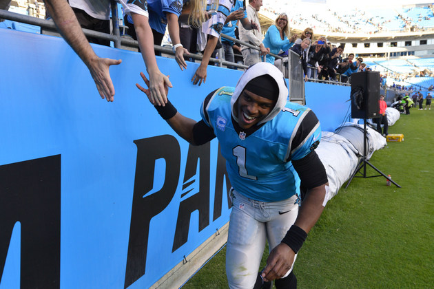 Game of the Week: Can Cam Newton and the Panthers take next ste…