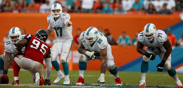 Ryan Tannehill says Richie Incognito was Jonathan Martin's best…