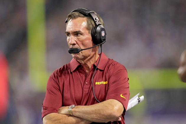 Fred Smoot compares Mike Shanahan to a grandma who can't cook a…