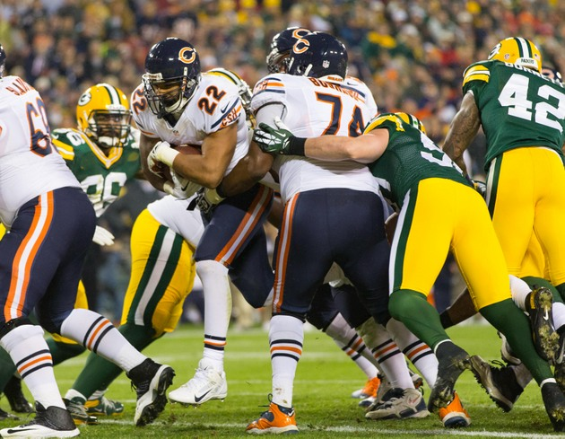 Game of the Week: Packers and Bears meet with a division title …