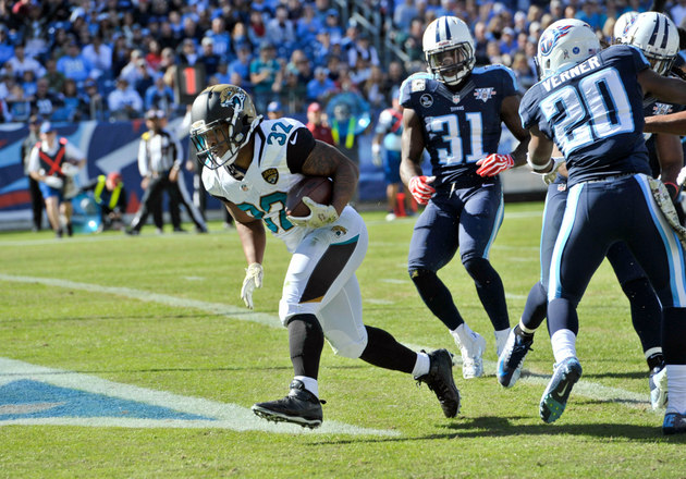 Jacksonville Jaguars finally get first win of 2013 season by be…