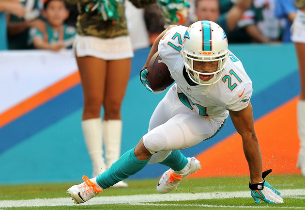 Cornerback Brent Grimes re-signs with Miami Dolphins before he …