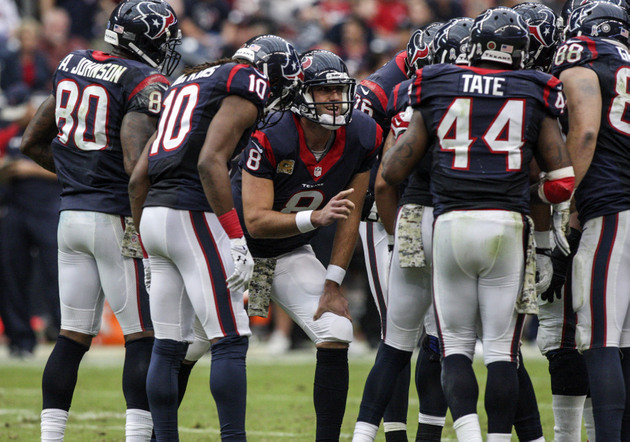 Texans have to use silent count because their home fans were bo…