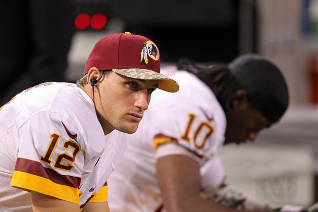 Kyle Shanahan 'disappointed' by RG3 benching; Santana Moss says…