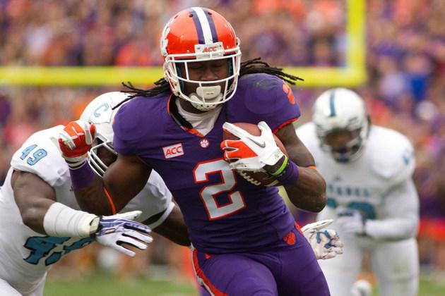 2014 NFL draft report; Sammy Watkins headlines our top 50 prosp…