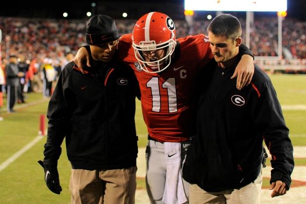 NFL draft: Rehabbing Georgia QB Aaron Murray says he'll 'do eve…