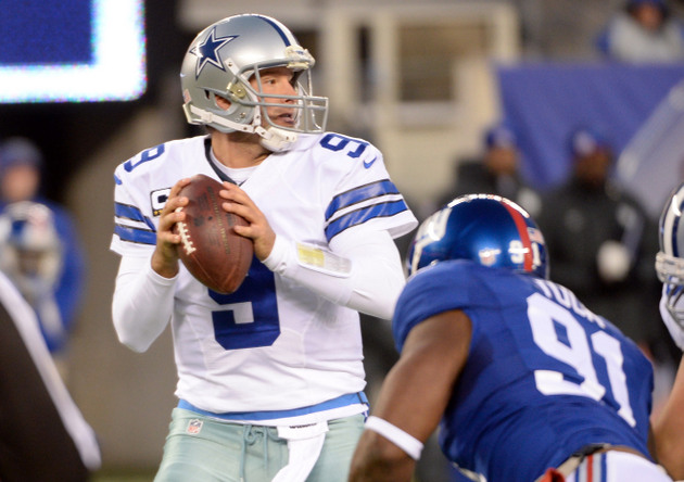 Tony Romo looks pretty clutch as he leads the Cowboys to a last…
