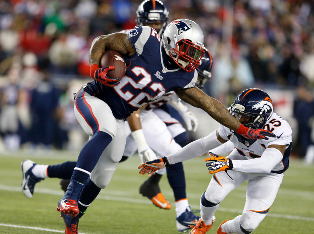 Stevan Ridley on solving fumbling problem: 'It's going to show …