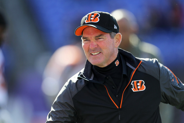 VIkings make hiring of Mike Zimmer official