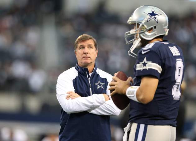 Bill Callahan takes blame for Romo's late interception against …