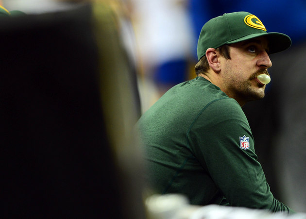 Packers' Rodgers ruled out for Week 14 … so is his season over?