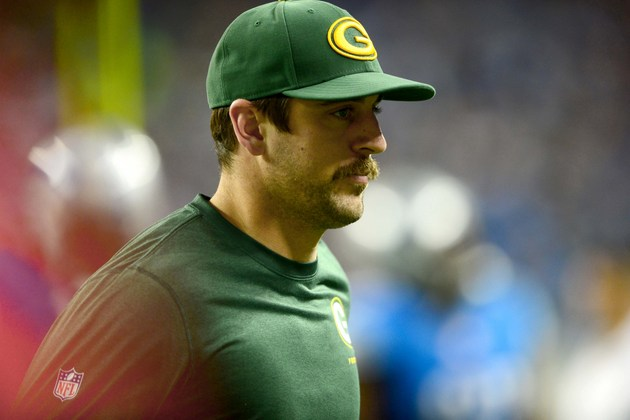 Aaron Rodgers will start for Green Bay Packers on Sunday
