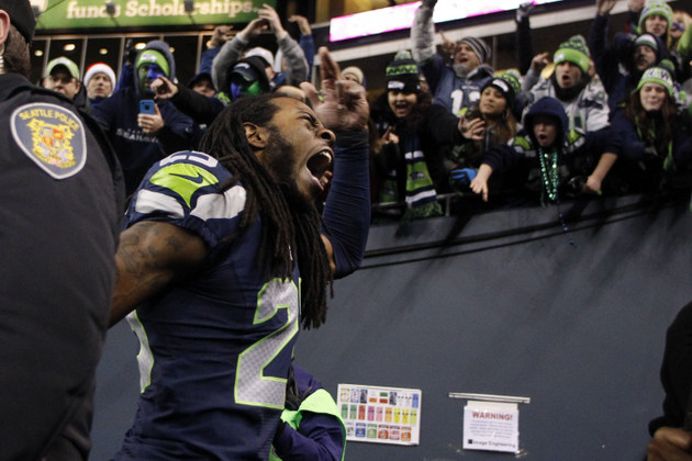 Seahawks show they're the best team in the NFL, even though the…