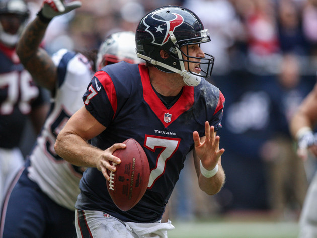 Case Keenum named Texans starting quarterback for rest of seaso…