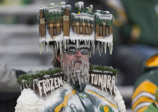 As if it wasn't bad enough for Packers, the beer lines have fro…