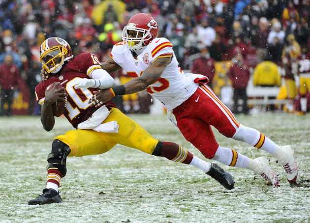 Mike Shanahan says he might shut down Robert Griffin III for re…