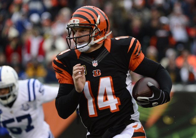 Greg Cosell's Look Ahead: What's causing Andy Dalton to be inco…