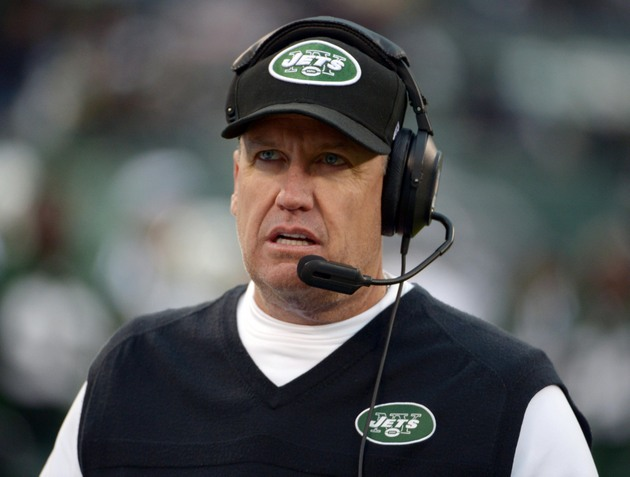 Rex Ryan and the New York Jets would accept Michael Sam, like a…