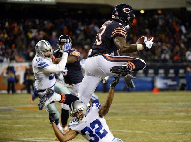 Bears' Jeremiah Ratliff gets start against his former Cowboys