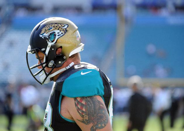 Jaguars retiring center Brad Meester gets nice Jacksonville sen…