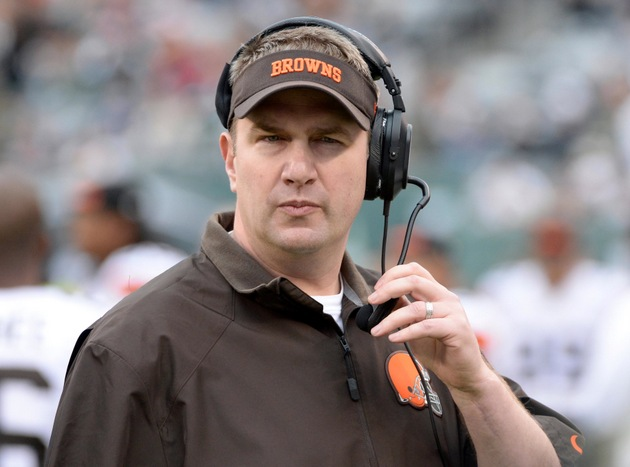 Could the Cleveland Browns fire head coach Rob Chudzinski after…