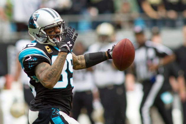 Carolina Panthers' Steve Smith downgrades himself for matchup w…